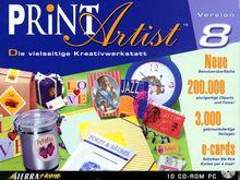 Print Artist 8.0