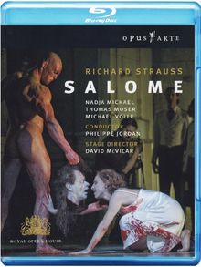 Strauss, Richard - Salome [Blu-ray]