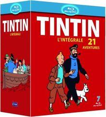 Coffret intégrale tintin [Blu-ray] [FR Import]
