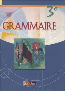 Grammaire 3e