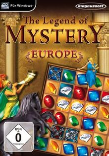 The Legend of Mystery: Europe