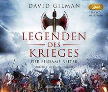 Der einsame Reiter (Legenden des Krieges III, 2 MP3-CDs)