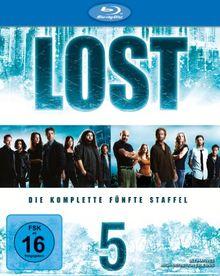 Lost - Staffel 5 [Blu-ray]