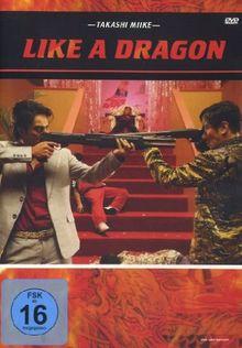 Like a Dragon - DVD