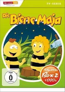 Die Biene Maja - Box 2 [4 DVDs]