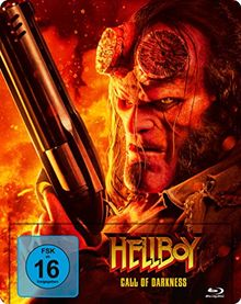 Hellboy – Call of Darkness BD (Ltd. Steelbook) [Blu-ray]