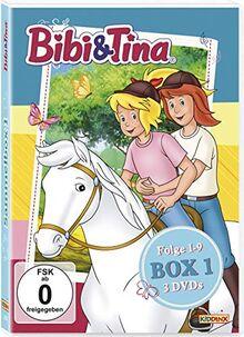 Bibi und Tina - Sammelbox 1 Folge 1-9 [3 DVDs]