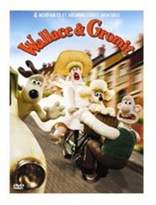 Wallace et Gromit : Rasé de près, Une grande excursion, Un mauvais pantalon, Un sacré pétrin [FR Import]