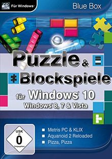 Puzzle & Blockspiele für Windows 10 (PC)