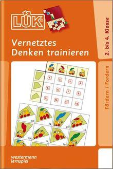 LÜK: Vernetztes Denken lernen: für Klasse 2 bis 4