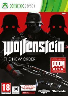 Wolfenstein: The New Order [AT - PEGI] - [Xbox 360]