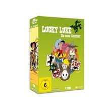 Lucky Luke - Die neuen Abenteuer (Vol. 2, Folge 12-22) [3 DVDs]