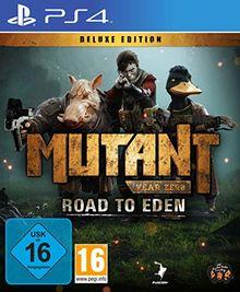 Mutant Year Zero: Road to Eden - Deluxe Edition [PS4]