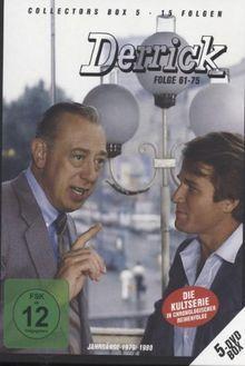 Derrick - Collector's Box Vol. 5 (Folge 61-75) [5 DVDs]