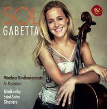 Tschaikowsky / Saint-Saëns / Ginastera: Werke für Cello