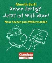 Lernkärtchen für Schnelldenker - Schon fertig? Jetzt ist Willi dran!: 2. Schuljahr - Neue Sachen zum Weitermachen: 50 Karten und Leporello. In Faltschachtel