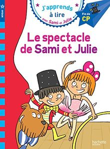 Le spectacle de Sami et Julie