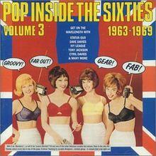 Pop Inside the 60'S,Vol.3