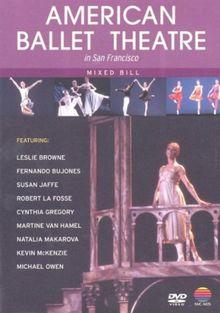 American Ballet Theatre - American Ballet Theatre In San Francisco: Mixed Bill