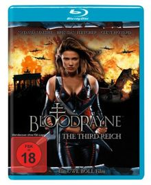 Bloodrayne - The Third Reich - Uncut [Blu-ray]