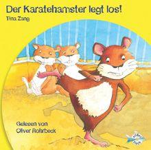 Der Karatehamster legt los!: 2 CDs