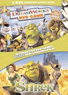 Shrek - Der tollkühne Held (+ iDVD)