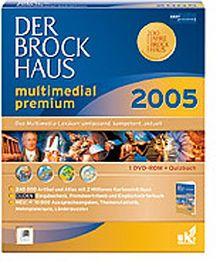 Brockhaus 2005 multimedial premium update (DVD-ROM)
