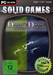 Solid Games - Descent 3 + Mercenary