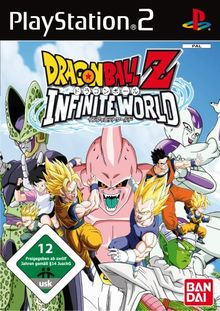 Dragonball Z - Infinite World