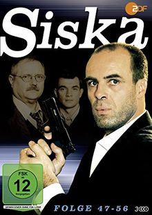 Siska - Folge 47-56 (3 DVDs)