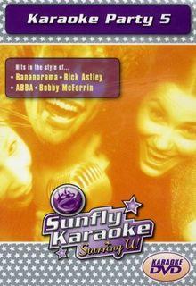 Karaoke Party 5 [DVD-AUDIO]