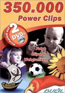 350000 Power-Clips auf DVD (DVD-ROM)