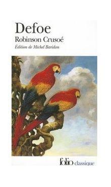 Robinson Crusoé (Folio Classique)