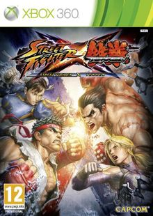 Street Fighter X Tekken FR