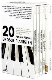 20 Große Pianisten