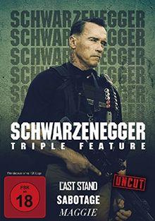 Schwarzenegger Triple Feature [3 DVDs]