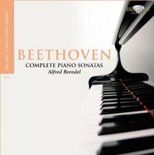 Beethoven: Complete Piano Sonatas - Brilliant Piano Library