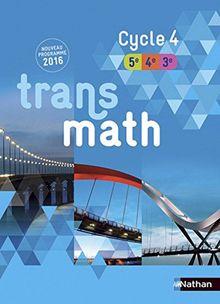 Mathématiques, Cycle 4, 5e, 4e, 3e, Transmath