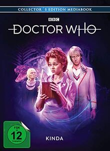 Doctor Who - Fünfter Doktor - Kinda LTD. - ltd. Mediabook (+ DVD) [Blu-ray]