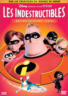Les Indestructibles - Édition Collector 2 DVD [FR IMPORT]