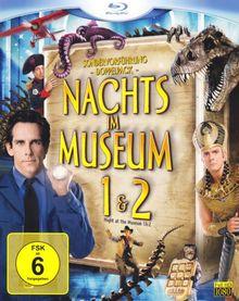 Nachts im Museum 1+2 [Blu-ray]