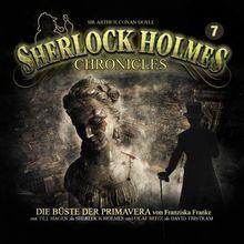 Sherlock Holmes Chronicles 07-Die Büste der Primavera