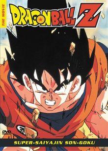 Dragonball Z - The Movie: Super-Saiyajin Son-Goku