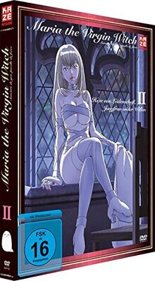 Maria the Virgin Witch - Junketsu no Maria - Vol. 2 - [DVD]