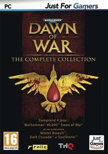 Dawn of War - Intégrale (Dawn of War + Winter Assault + Dark Crusade + Soulstorm)