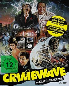 Die Killer-Akademie - Mediabook - Cover A (+ DVD) [Blu-ray]