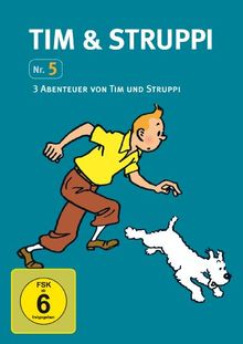Tim & Struppi, Nr. 5