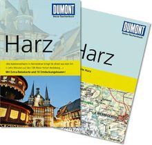 DuMont Reise-Taschenbuch Reiseführer Harz: Mit Extra-Reisekarte und 10 Entdeckungstouren!