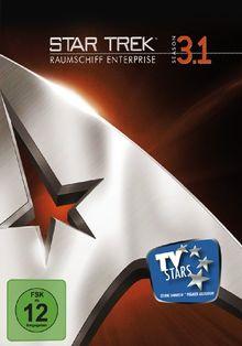 Star Trek - Raumschiff Enterprise: Season 3.1, Remastered [4 DVDs]