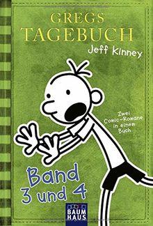 Gregs Tagebuch - Band 3 und 4: Doppelband (Greg Bundles)